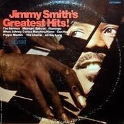 Double LP - Jimmy Smith - Jimmy Smith's Greatest Hits! - Gatefold