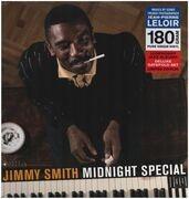 LP - Jimmy Smith - Midnight Special - HQ-Vinyl