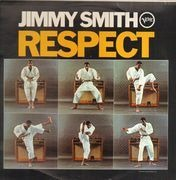 LP - Jimmy Smith - Respect - UK