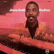 LP - Jimmy Smith - The Boss