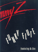 12inch Vinyl Single - Jimmy Z - Funky Flute