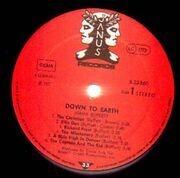 LP - Jimmy Buffett - Down To Earth