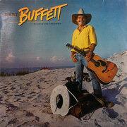 LP - Jimmy Buffett - Riddles In The Sand