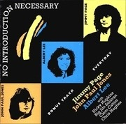 CD - Jimmy Page , John Paul Jones , Albert Lee - No Introduction Necessary