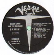 LP - Jimmy Smith - Bashin' - The Unpredictable Jimmy Smith