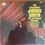 LP - Jimmy Smith - Got My Mojo Workin' - Divsion of Metro-Goldwyn-Mayer