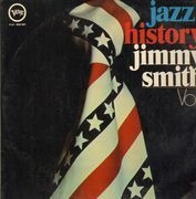 Double LP - Jimmy Smith - Jazz-History, Vol. 1