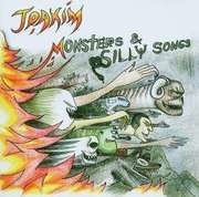 CD - Joakim - MONSTERS AND SILLY SONGS