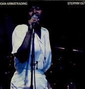 LP - Joan Armatrading - Steppin' Out