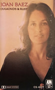 MC - Joan Baez - Diamonds & Rust - Dolby System