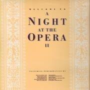 Double LP - Joan Sutherland, Kiri Te Kanawa, Peter Hofmann - Welcome To A Night At The Opera II - Gatefold