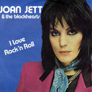 7inch Vinyl Single - Joan Jett & The Blackhearts - I Love Rock 'N Roll