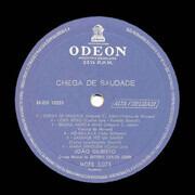 LP - João Gilberto - Chega De Saudade - Rare Original
