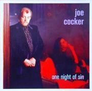 CD - Joe Cocker - One Night Of Sin
