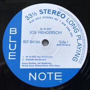 LP - Joe Henderson - In 'N Out - Stereo