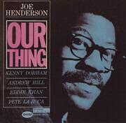 CD - Joe Henderson - Our Thing