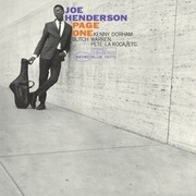LP - Joe Henderson - Page One