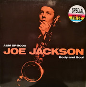 LP - Joe Jackson - Body And Soul