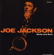 CD - Joe Jackson - Body And Soul