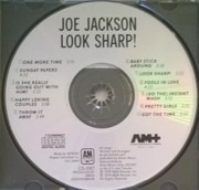 CD - Joe Jackson - Look Sharp!