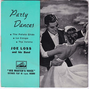 7inch Vinyl Single - Joe Loss And His Band - Party Dances