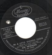 7inch Vinyl Single - Joe Newman & The Combo - Zero-Zero