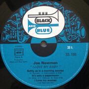 LP - Joe Newman - I Love My Baby