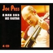 CD - Joe Pass - A Man And His Guitar