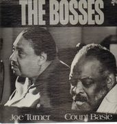 LP - Joe Turner & Count Basie - The Bosses - US ORIGINAL