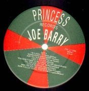 LP - Joe Barry - I'm A Fool To Care -His Fats Domino Sound-