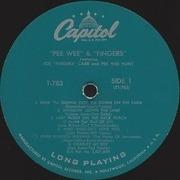 LP - Joe 'Fingers' Carr And Pee Wee Hunt - 'Pee Wee' & 'Fingers'