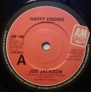 7inch Vinyl Single - Joe Jackson - Happy Ending