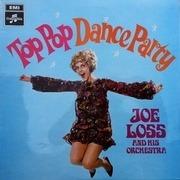 LP - Joe Loss & His Orchestra - Top Pop Dance Party