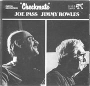 CD - Joe Pass / Jimmy Rowles - Checkmate - Japan