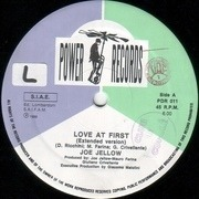 12inch Vinyl Single - Joe Yellow - Love At First
