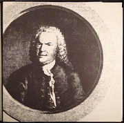 LP-Box - Bach - Weihnachtsoratorium - Hardcoverbox + booklet