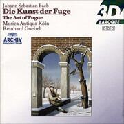 CD - Bach - Die Kunst Der Fuge