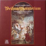 LP-Box - Johann Sebastian Bach - Nikolaus Harnoncourt - Weihnachtsoratorium•Christmas Oratorio•Oratorio de Noël - booklet with libretto