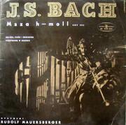 LP-Box - Bach - Messe h-moll - Gatefold