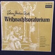 LP-Box - Bach - Weihnachtsoratorium - Hardcover Box + Booklet