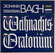 LP-Box - Bach , Karl Richter - Weihnachtsoratorium - Hardcover Box + Booklet