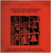 Double LP - Johann Sebastian Bach - Die Kunst der Fuge