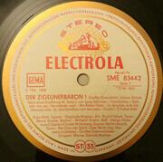 LP - Johann Strauss Jr. - Helga Hildebrand , Erika Köth , Sieglinde Wagner , Marcel Cordes , Benno Kusch - Der Zigeunerbaron (Grosser Querschnitt)