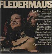 LP-Box - Johann Strauss Jr. - Lily Pons , Ljuba Welitsch , Martha Lipton , Richard Tucker , Charles Kullman - Fledermaus - still sealed