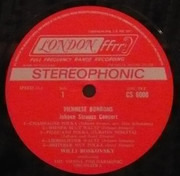 LP - Johann Strauss Jr. , Willi Boskovsky , Wiener Philharmoniker - Viennese Bon-Bons