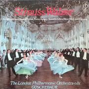 LP - Johann Strauss Jr. - Strauss Waltzes