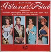 Double LP - Johann Strauss Jr. - Wiener Blut (Gesamtaufnahme) - Hardcover Box + Booklet