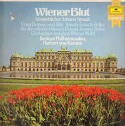 LP - Johann Strauß/ Karajan, Berliner Philharmoniker - Wiener Blut