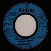 7inch Vinyl Single - Johanna Von Koczian - Das Bisschen Haushalt ... Sagt Mein Mann