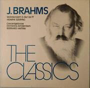 LP - Brahms - Violinkonzert D-Dur Op. 77